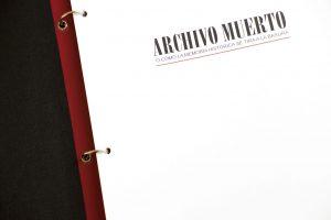 Archivo Muerto, Andrés Orjuela.